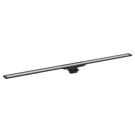 Geberit CLEANLINE20 дренажный канал, L30-90см, полированный/матовый металл - 154.450.KS.1