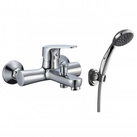 Rozzy Jenori BUTTERFLY смеситель для ванны однорычажный, хром 35 мм - RBZ074-3