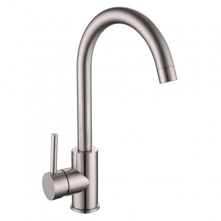 Imprese LOTTA смеситель для кухни 55401-SS, сталь, 35 мм - 55401-SS