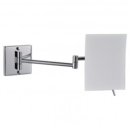 Imprese Зеркало косметическое, увеличение Х3, прямоугольное - 182222