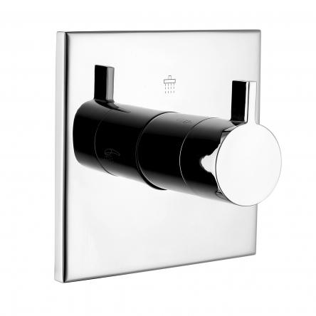 Imprese ZAMEK запорный/переключающий вентиль (3 потребителя), форма S - VR-151032