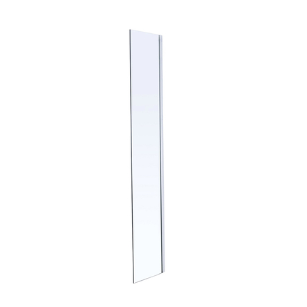VOLLE Стенка Walk-In 30*190см, каленое прозрачное стекло 8мм - 18-07-30
