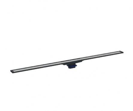Geberit CLEANLINE20 дренажный канал, полированный/матовый металл, L30-130см - 154.451.KS.1