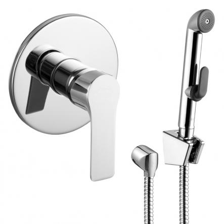 Imprese KUCERA набор (смеситель скрытого монтажа с гигиеническим душем) - VR30105Z-BT