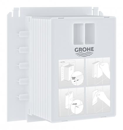 Grohe GROHE ревизионный короб для панелей смыва малого размера - 40911000