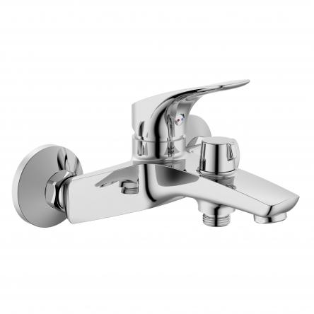 VOLLE ORLANDO смеситель для ванны, хром, 35 мм - 15192100