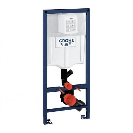 Grohe Rapid SL 39002000 Компонент для унітазу, монтажна висота 1.13 м, із усуненням зовнішніх запахів