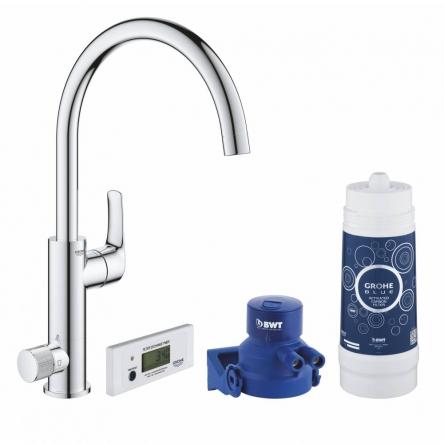Grohe BLUE Pure Eeurosmart смеситель для кухни с фильтр-краном - 30383000