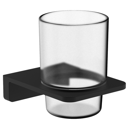 VOLLE DE LA NOCHE стакан подвесной, черный - 10-40-0020-black