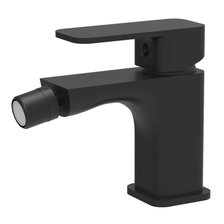 Imprese BILOVEC смеситель для биде, чёрный мат, 35 мм - 40256