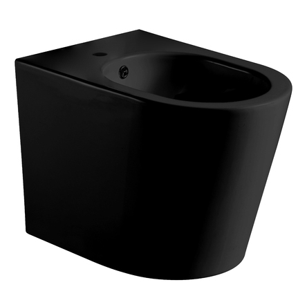 VOLLE NEMO BLACK биде 53*36*39,5см напольное, матовое - 13-17-046 Black